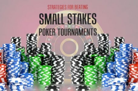 Tested Strategies for How to Beat a Small Stakes Poker Tournament?