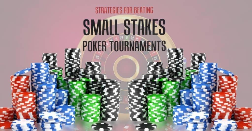 Small Stakes Poker Tournament