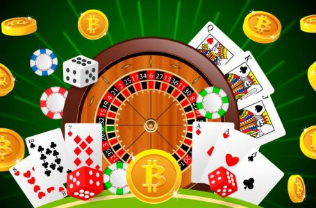 Earning the Luck With Cryptocurrency Casinos is the Trend of the Year