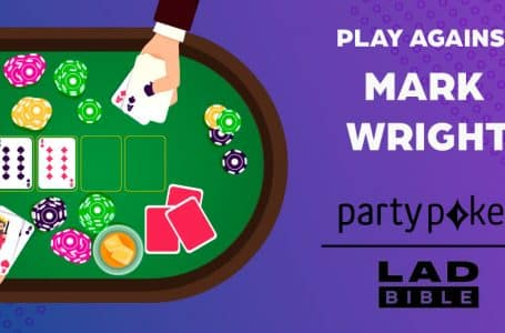 LADbible Poker Tournament: Play Against Mark Wright & Other Celebrities