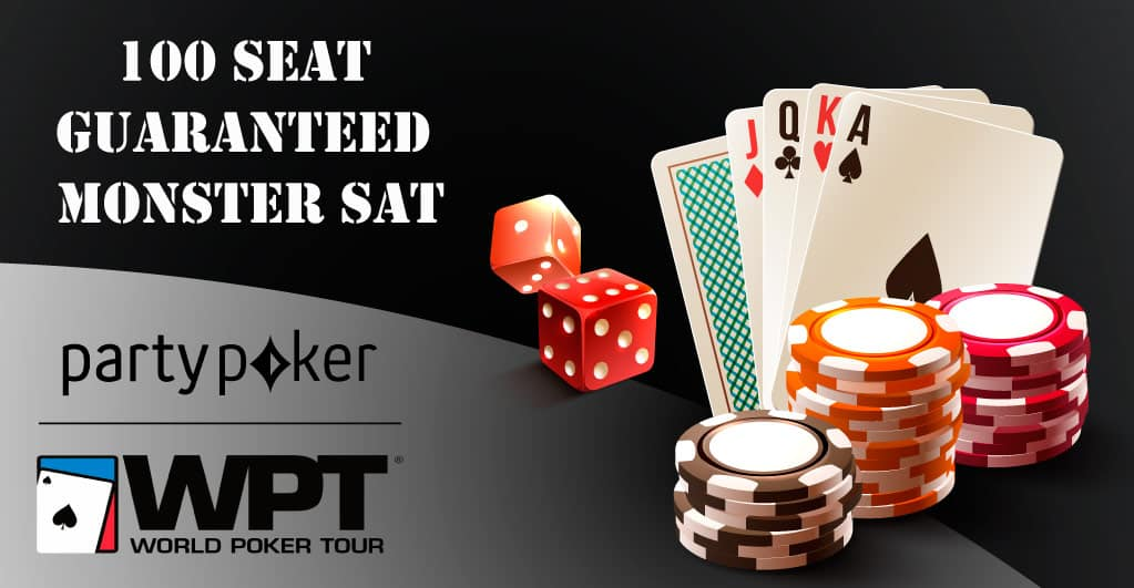 PartyPoker Announces an Online Poker Tournament—WPT