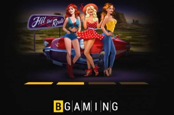 BGaming Announces the New Slot Game – Hit The Route