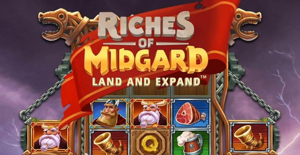 Win Big with NetEnt's Riches of Midgard