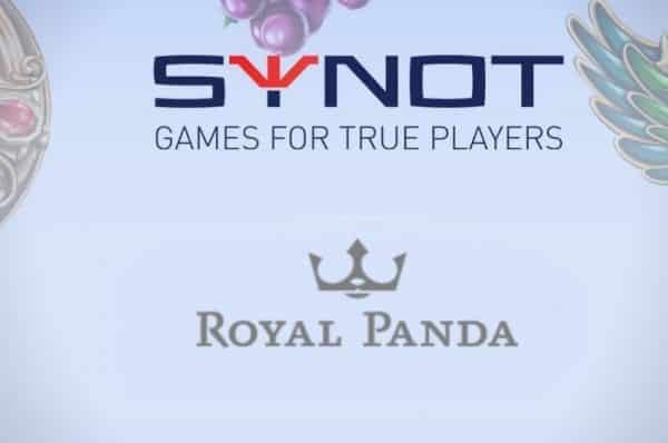 Royal Panda Announces Partnership with Synot Games