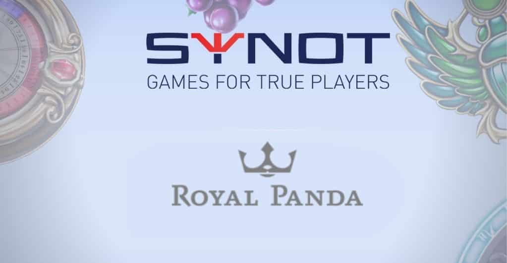 Royal Panda Announces Partnership with Synot Games