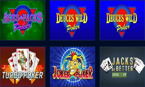 Video Poker Games