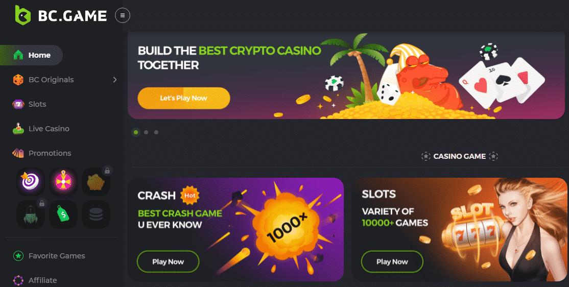 BC.Game Casino