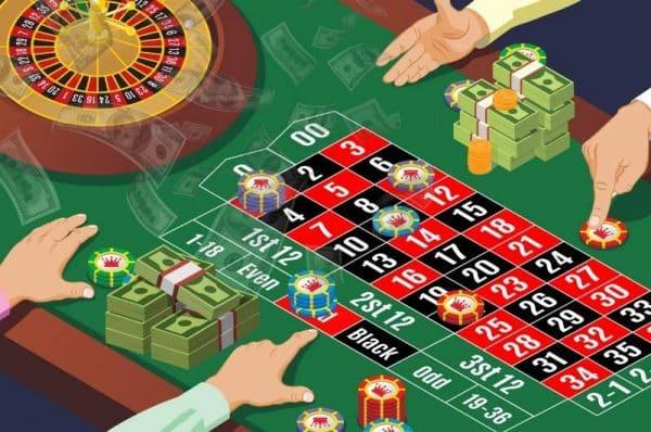 Atlantic City Casinos Earn 3x More Money Than 2020 First Quarter