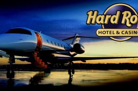 Hard Rock Atlantic City Inaugurates Air Charter Service With Ultimate Jet Charters