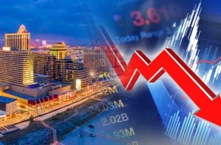 Atlantic City Casino Revenue Falls 9% Compared to June '19