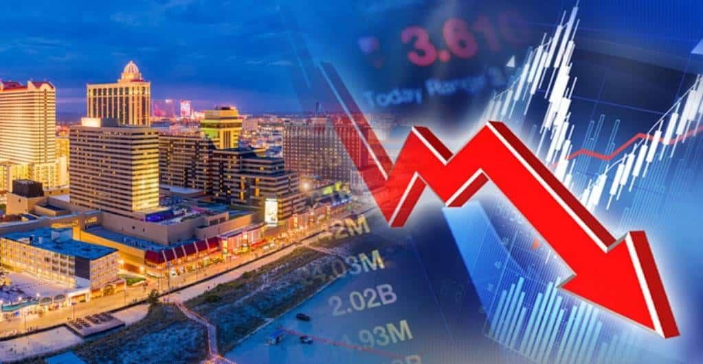 Atlantic City casino revenue falls 9 compared to June 19