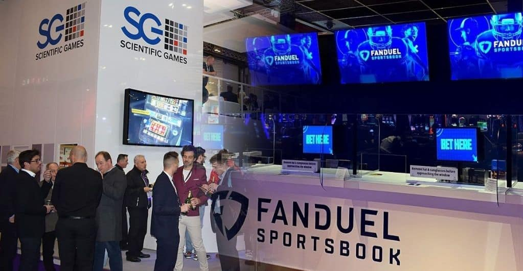 Fanduel and Scientific Games Celebrate Going Live Across 10 US States With Opensports