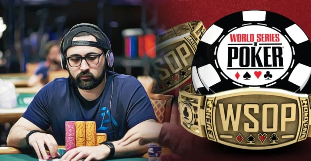 Gionni Demers Wins WSOP $500 Event to Score 2021's First Bracelet