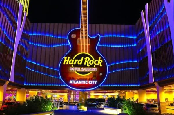 Hard Rock And Harrah's In Atlantic City Are Up For A Makeover