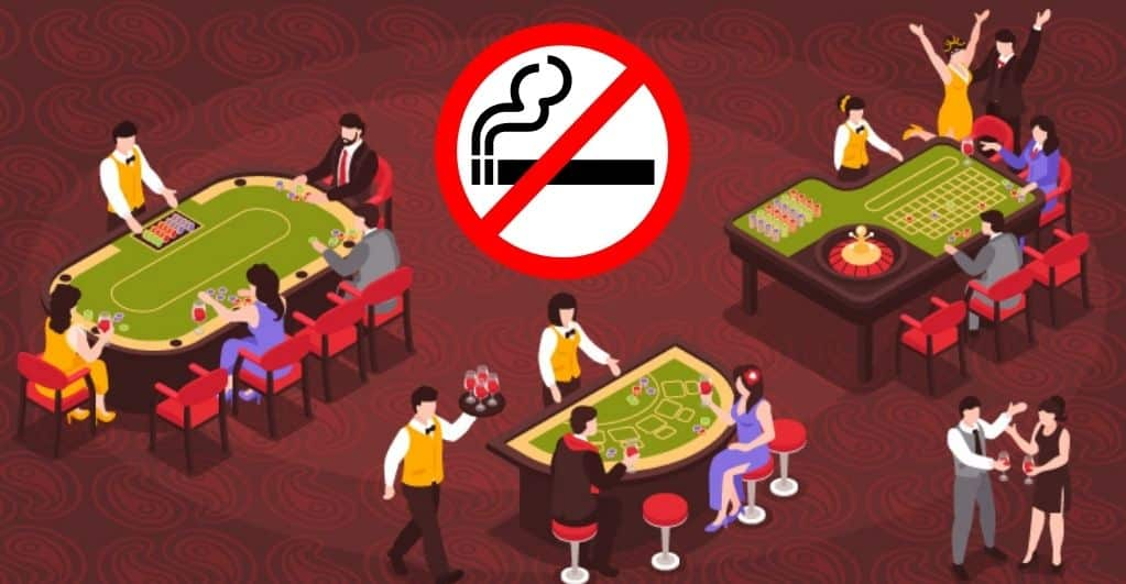 The Ban on Smoking at Casinos Should Be Made Permanent