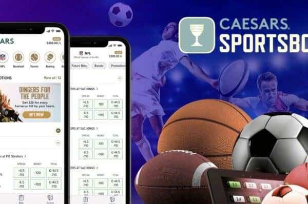 William Hills Presents Its New Face With Rebranding as Caesars Sportsbook
